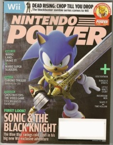 Sonic and the Black Knight - Yes, It IS Real!